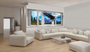 Как выбрать 3D обои для квартиры – на что опираться?