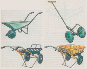 Тачка своими руками – полезная конструкция для перевозки грузов и облегчения садовых работ