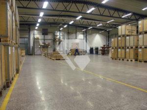 Полы для промышленных помещений и складов