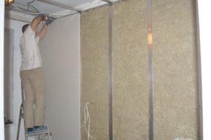 Обшиваем стены гипсокартоном – все этапы работ своими силами