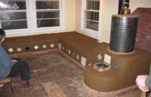 Печь ракета – создаем своими силами недорогую и эффективную отопительную установку