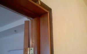 Пошаговая установка межкомнатных дверей с добором и врезным замком