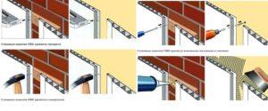 Как крепить пластиковые панели к стене – полная инструкция