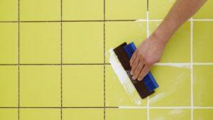 Какую выбрать затирку для плитки в ванной – плюсы и минусы разных составов