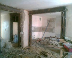 Как найти в квартире несущую стену и правильно сделать перепланировку