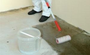 Грунтовки для бетонного пола