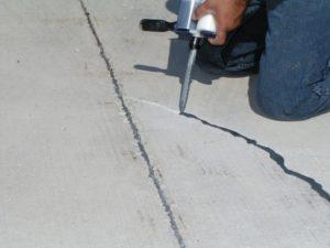 Ремонт бетонного пола