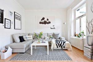 Скандинавский стиль – основные отличительные черты и популярные интерьерные решения