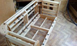 Изготовление мягкой мебели: как это сделать своими руками