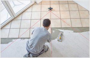 Как класть плитку на пол – вся информация в одном месте