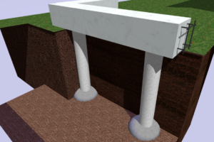 Фундамент ТИСЭ – строим на любом по сложности грунте