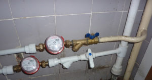 Замена счетчика воды самостоятельно – сантехник не нужен!