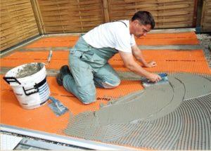 Материалы для гидроизоляции деревянного пола и технология укладки