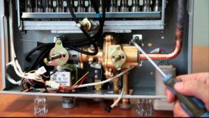 Почему гаснет газовая колонка – находим причины и устраняем их