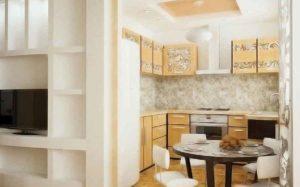 Перепланировка квартиры, объединение кухни и комнаты – как правильно?