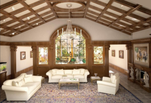 Виды потолков в частном доме и какие варианты отделки лучше