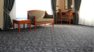 Коммерческий ковролин для офисов и гостиниц: правила выбора