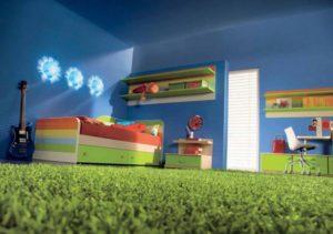 Выбираем ковролин в детскую комнату и спальню