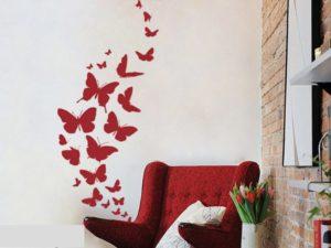 Декор стен своими руками – оригинальные способы обновить интерьер