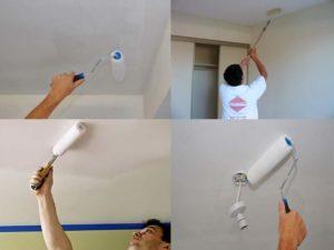 Как выбрать валик для покраски потолка водоэмульсионной краской и какой лучше