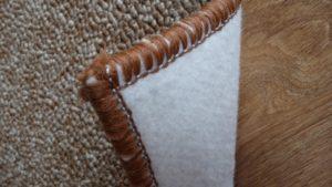 Джутовая основа для ковролина