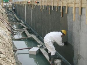 Виды проникающей гидроизоляции