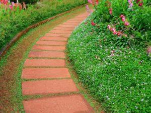 Садовые дорожки – создаем уют и красоту на участке