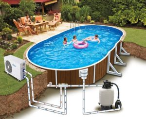 7 способов создания бассейна с подогревом на даче