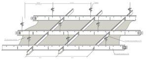 Как смонтировать потолок армстронг – подробные рекомендации по установке
