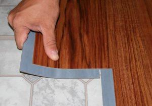 Характеристики и особенности укладки и монтаж ПВХ ламината