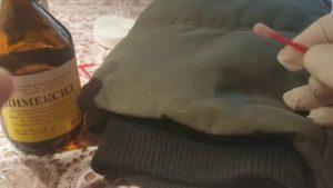 Как очистить монтажную пену с одежды – самые действенные средства