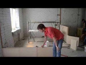 Пазогребневые плиты – ставим стенки в жилище самостоятельно!