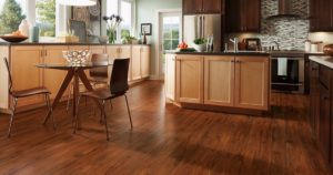 Какой пол лучше сделать на кухне: рекомендации по выбору напольных покрытий