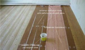 Ремонт и обновление деревянных полов в квартирах