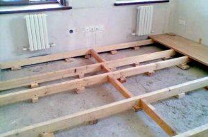 Деревянные полы в квартире – достоинства и правила монтажа