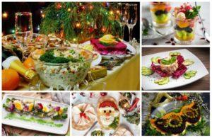 ТОП-7 самых удачных и недорогих рыбных салатов на новогодний стол 2019