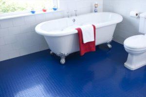 Напольные покрытия для ванны и туалета