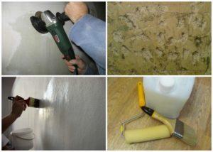 Как удалить старую краску со стен – эффективные методы очистки поверхностей