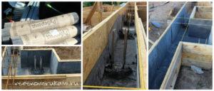 Виды гидроизоляции для опалубки