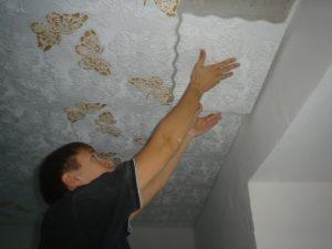 Технология отделки и выбор потолочной плитки для ванной комнаты