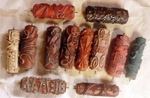 Валики для декоративной штукатурки своими руками