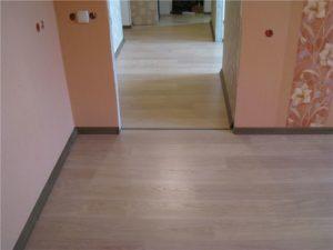 Укладка ламината без порогов – как создать единое напольное покрытие во всей квартире?