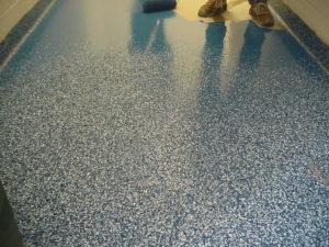 Чем покрыть бетонные полы? Виды покрытий