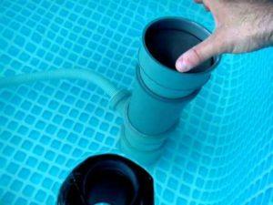 Скиммер для бассейна – что это и как сделать простейший аналог самому?