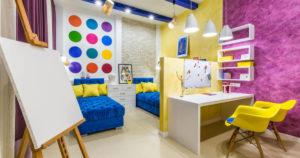 Ремонт детской комнаты для девочки – выбор оформления