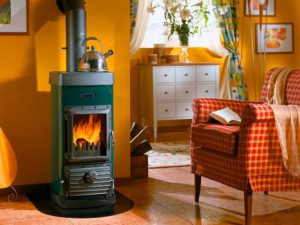 Котел на дровах как самый доступный вариант для дачи и частного дома
