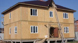 СИП-панели – востребованный материал для строительства домов и зданий