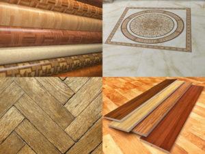 Выбираем натуральные напольные покрытия. Виды экологических материалов