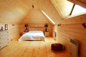 Внутренняя отделка деревянного дома – важен правильный подход
