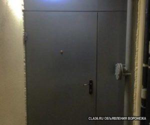 Установили железную дверь в тамбуре? Узнайте, что вам за это может быть
